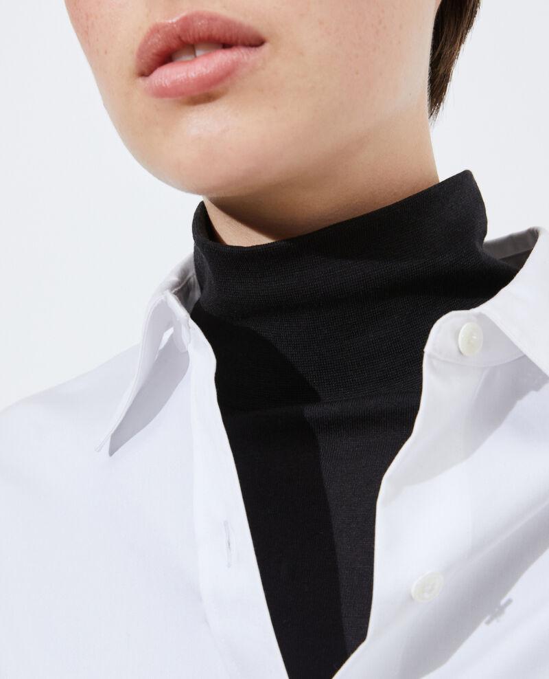 Chemise d'homme en coton Supima Brilliant white Mynde