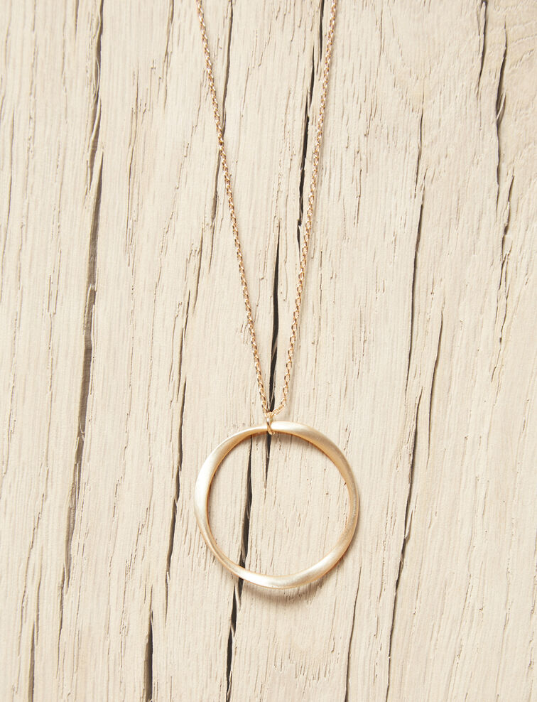 Collier long Gold Imo
