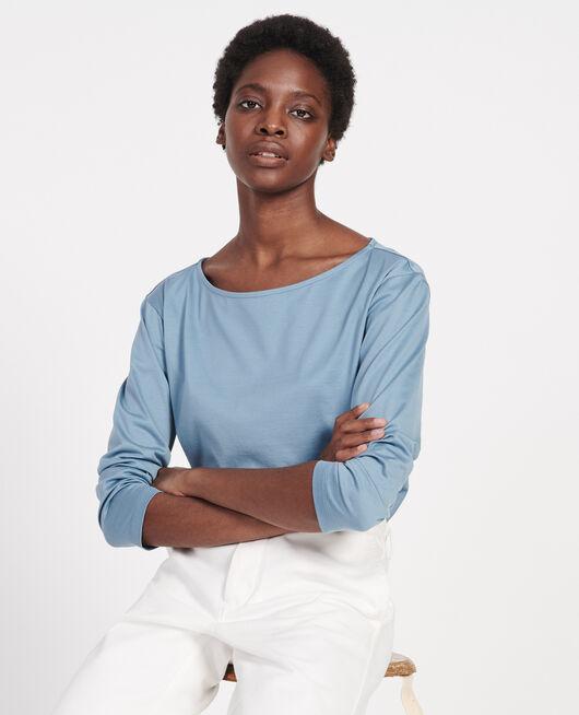 T-shirt en coton égyptien BLUESTONE