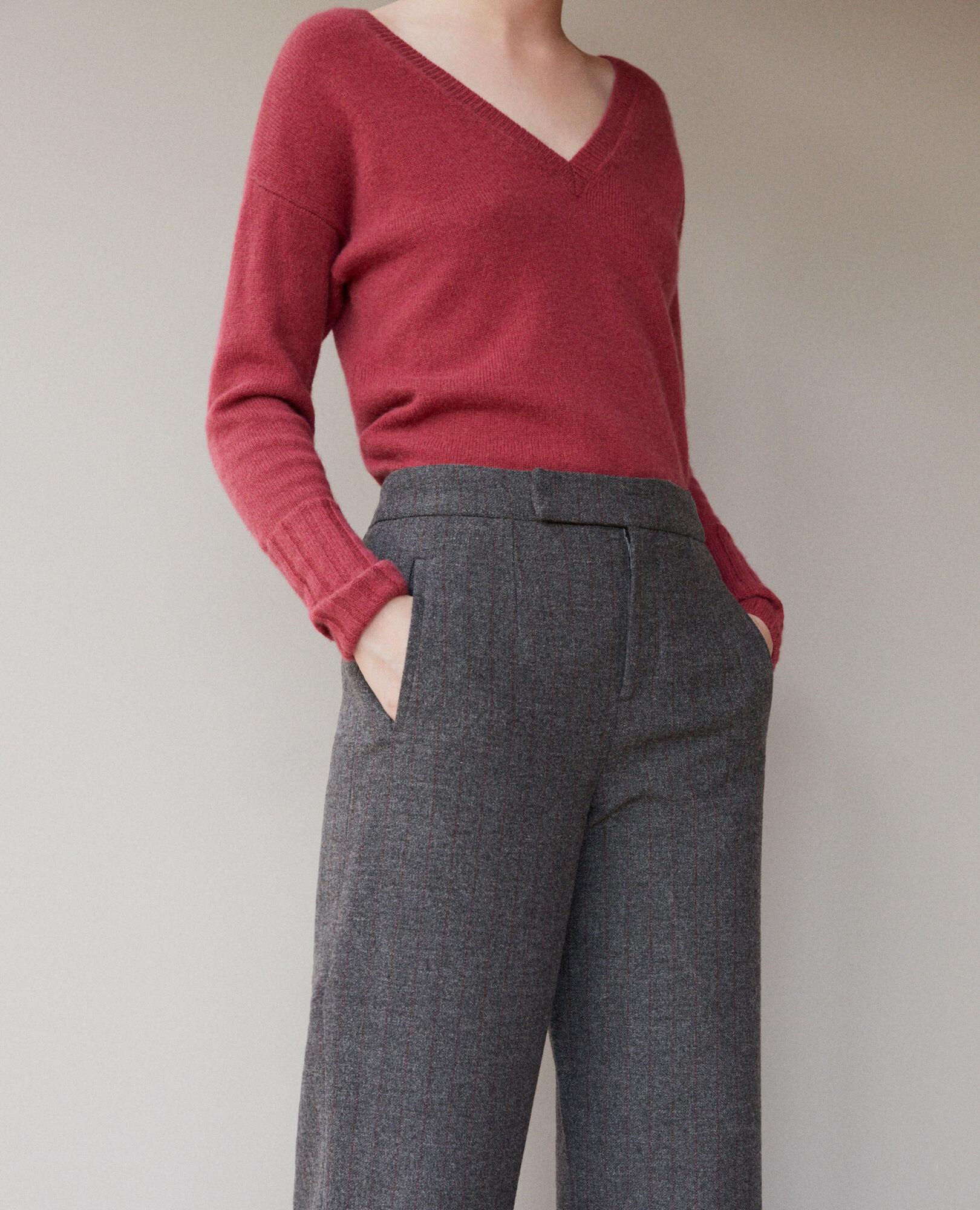 Pantalon Épais Grey Épais Heather Pantalon Pantalon Dark Grey Heather Dark 9I2DEH