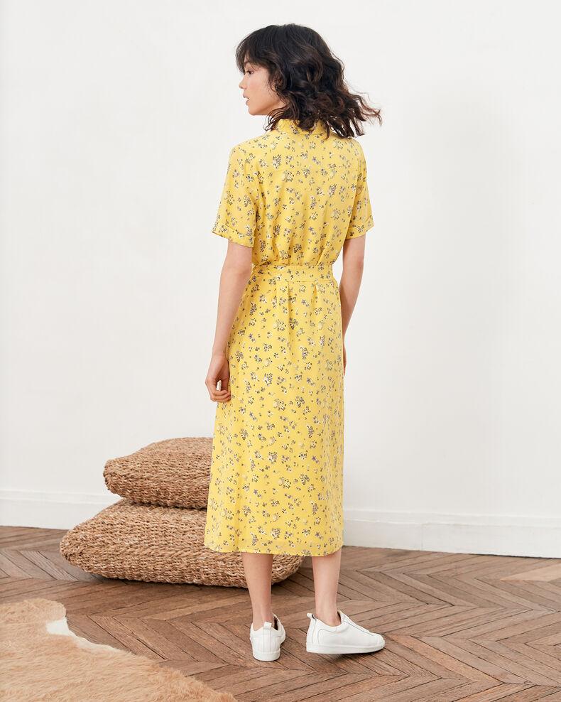 Robe imprimée Lillybell lemon Flashback