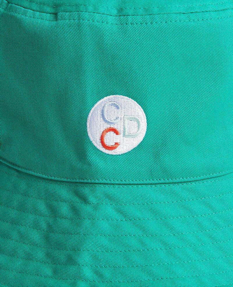 Bob à larges bords Golf green Look