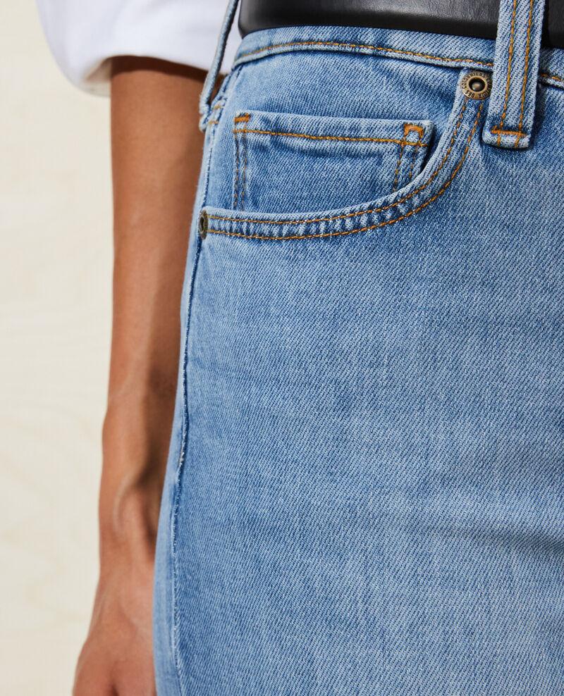 LILI - SLIM - Jean 5 poches Denim medium wash Pandra