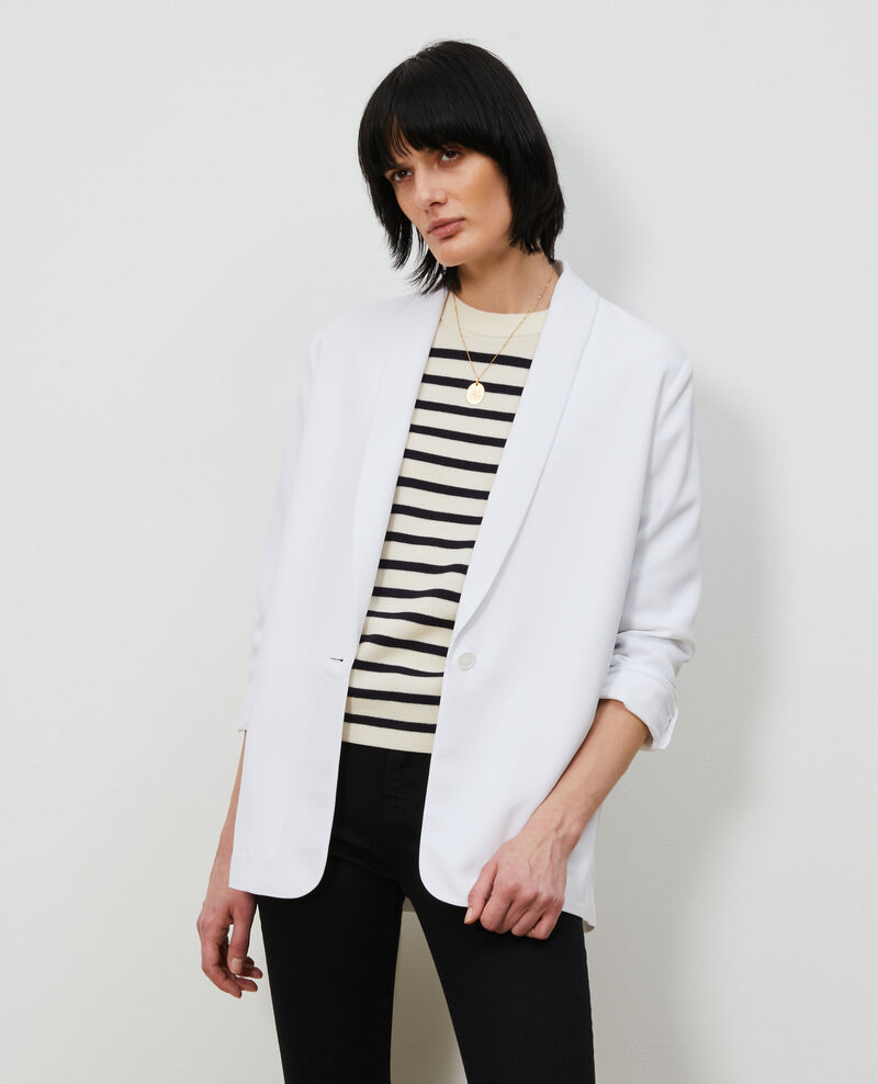 Veste de smoking Brilliant white Nevibal