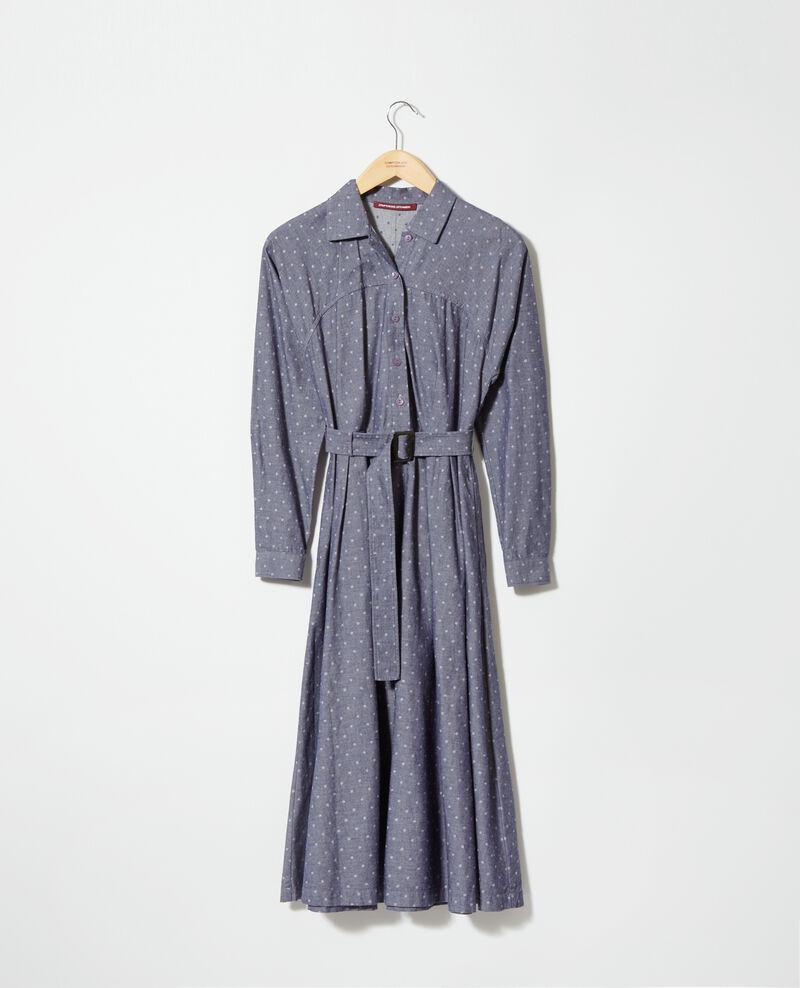 Robe mi-longue Wp peacoat Goze