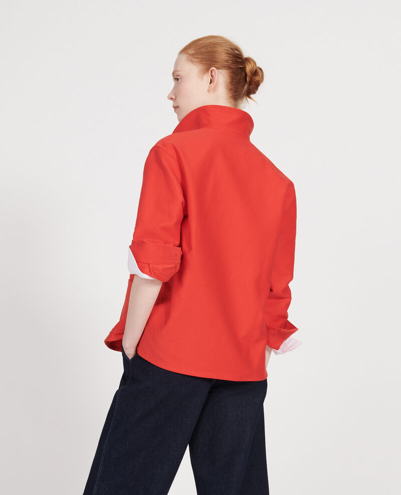 Veste de travail Fiery red Louatre