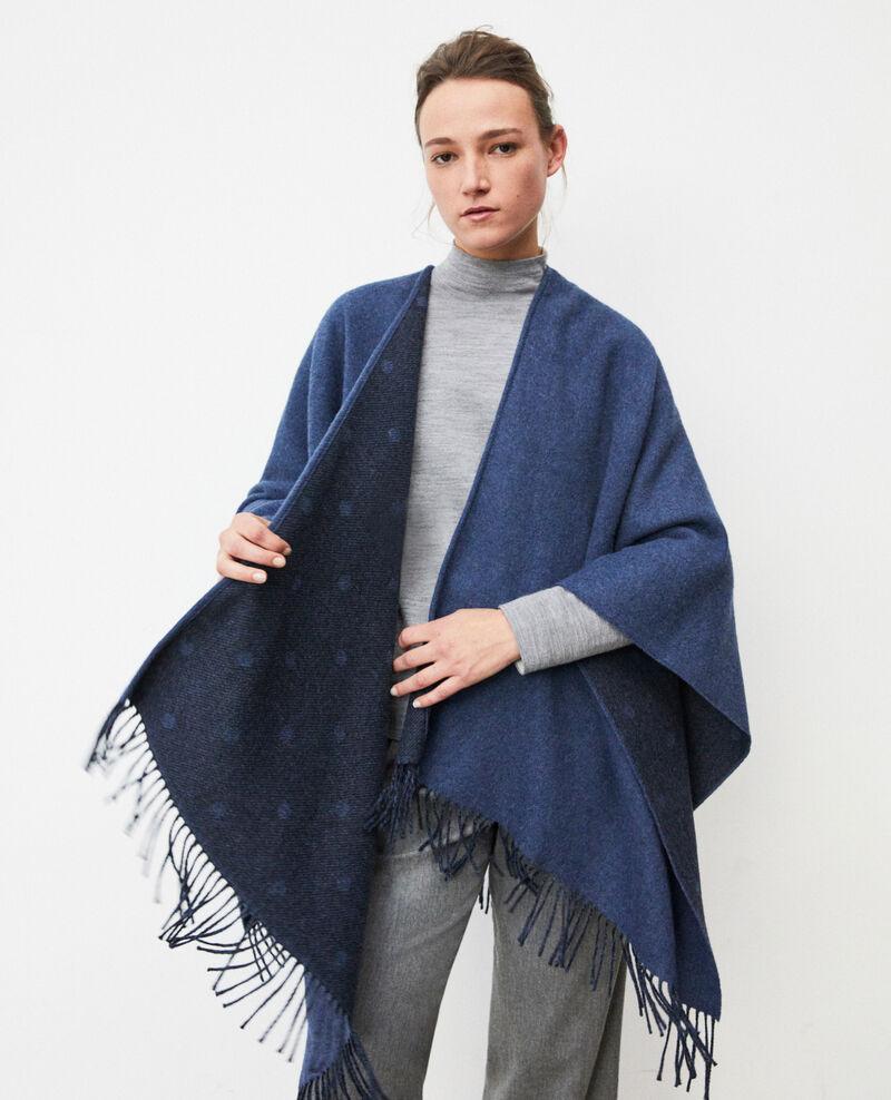 Cape avec laine Ad peacoat Gape