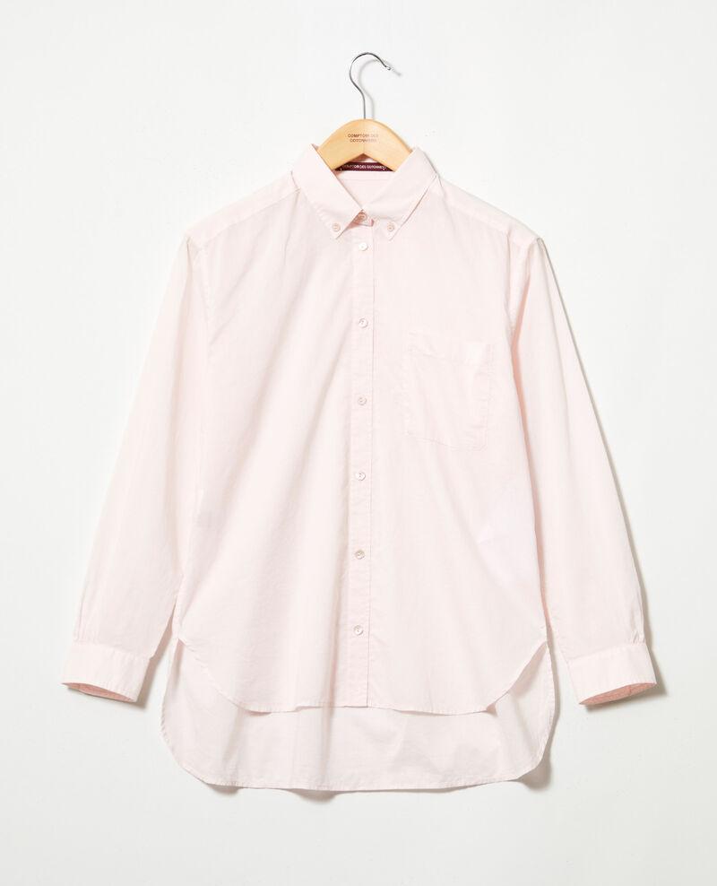 Chemise en coton Pink Ibouya