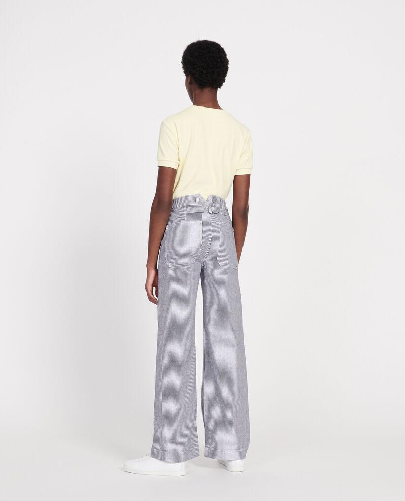 Pantalon workwear  Denim stripes Lalande