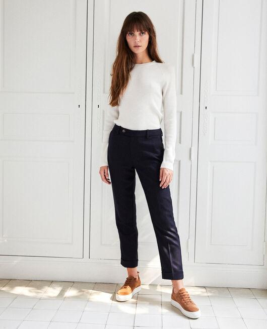 Pantalon de tailleur  DARK NAVY