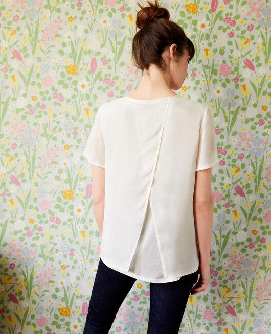 T-shirt bi-matière OFF WHITE