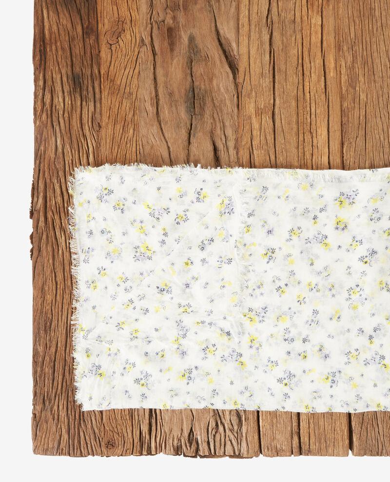 Foulard imprimé effet crinkle Lillybell kaolin Fillyb