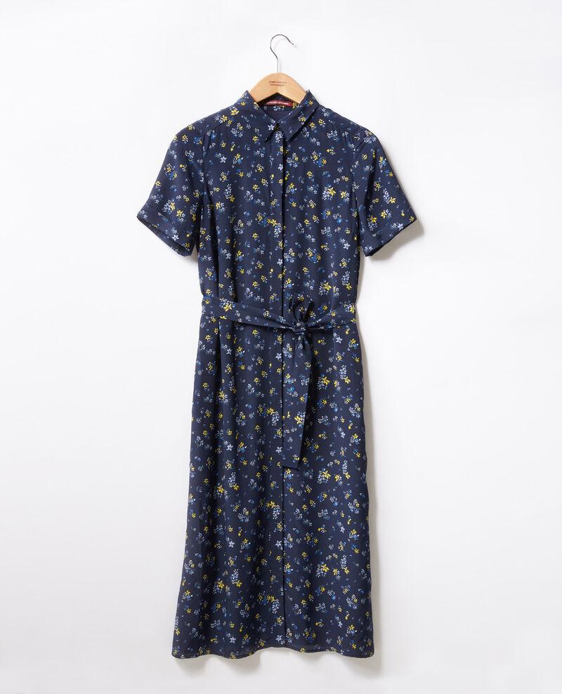 Robe imprimée Lillybell navy Flashback