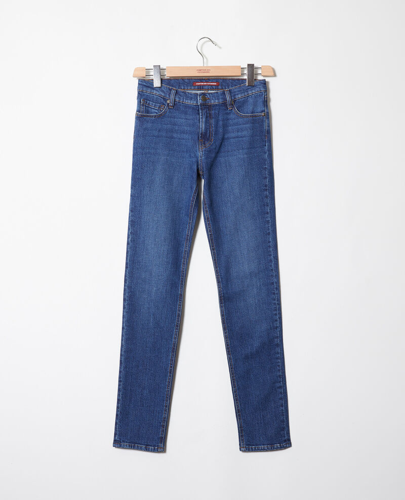 Jean slim Vintage wash Jiloumi