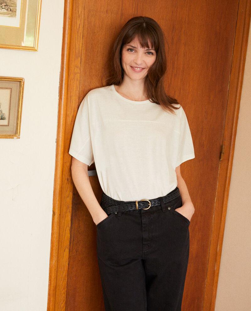 T-shirt en coton Off white Jokari
