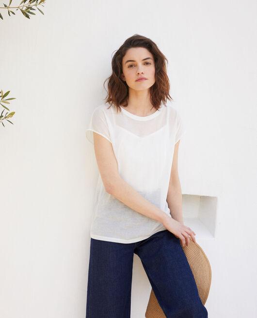 T-shirt intemporel OFF WHITE