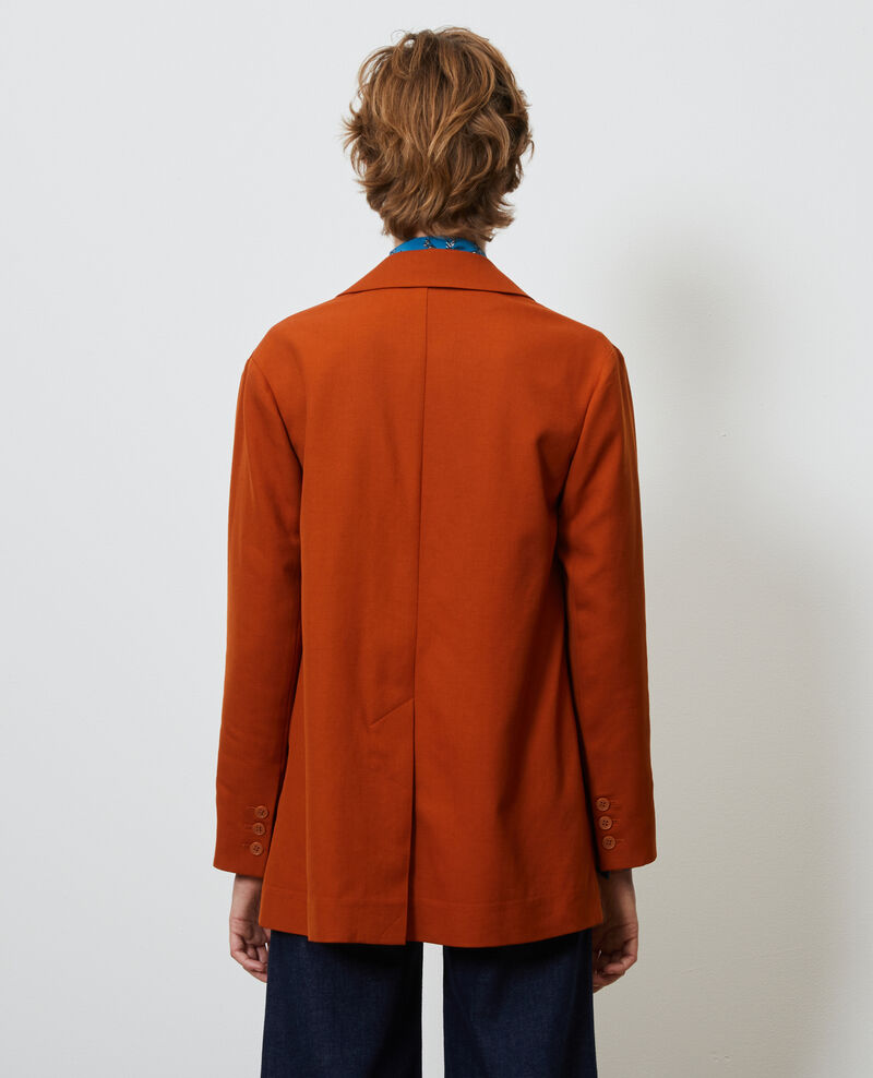 Blazer d'homme en laine Umber Nably