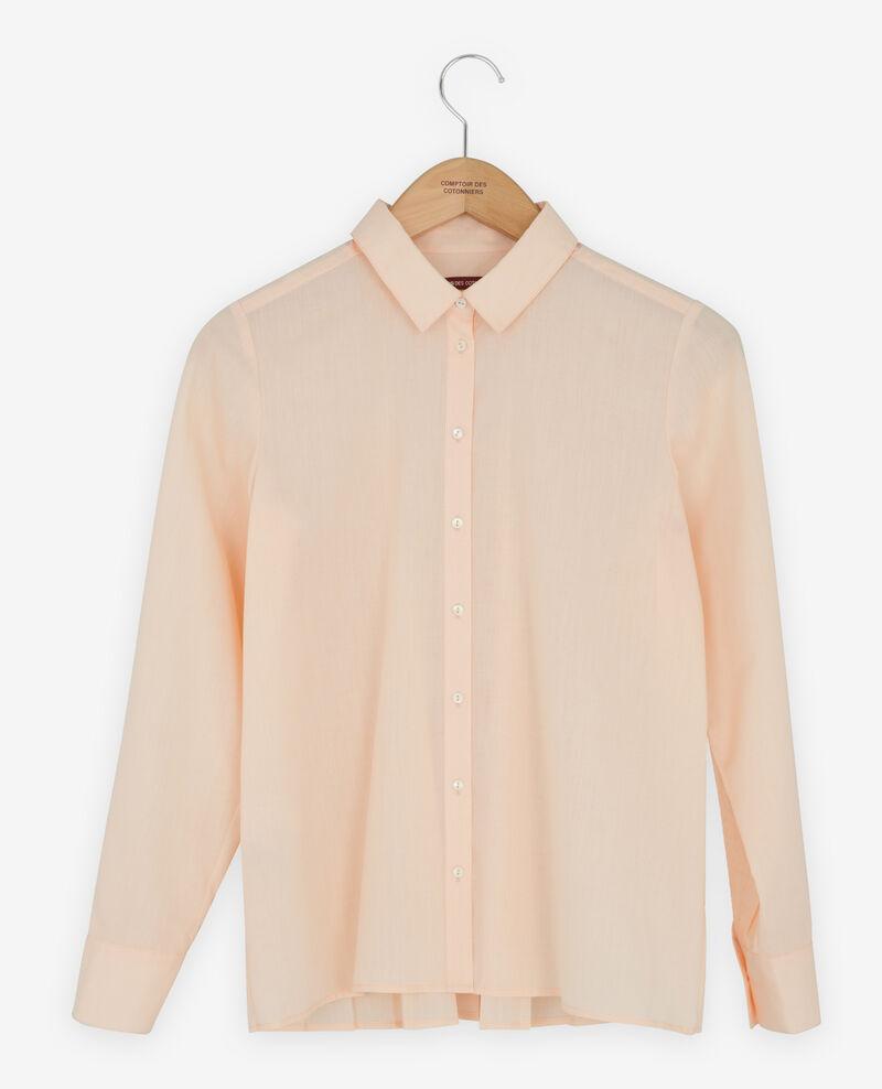 Chemise avec dos plissé Nude Fratrie