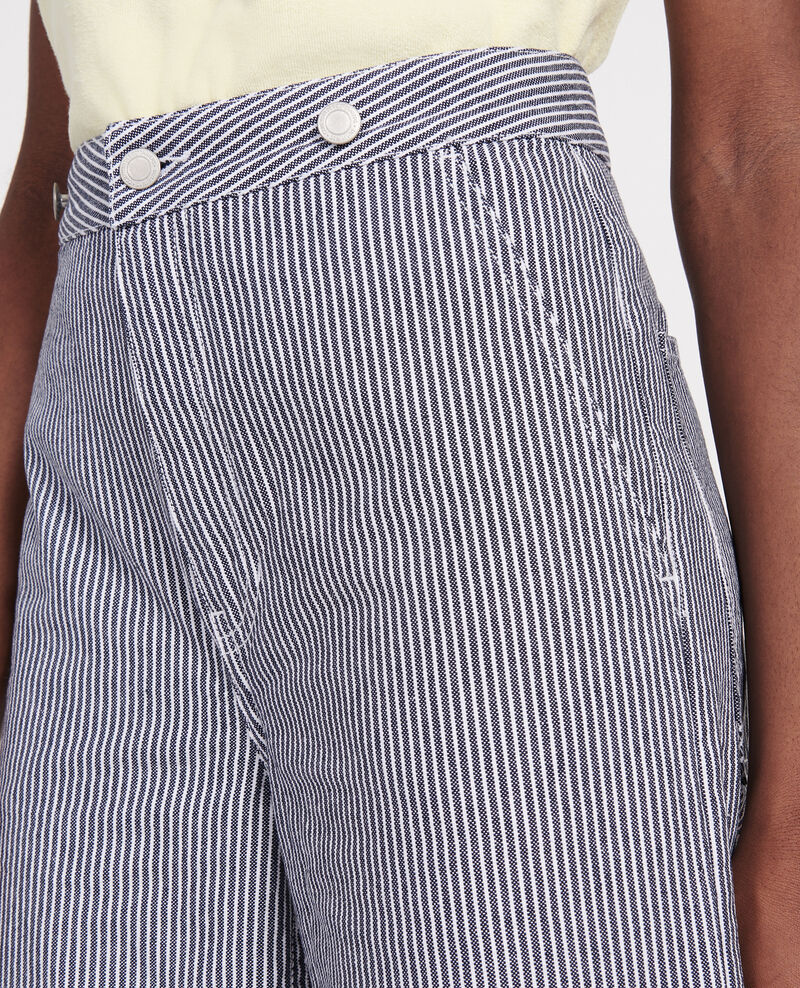 Pantalon workwear  Denim stripes Lalande
