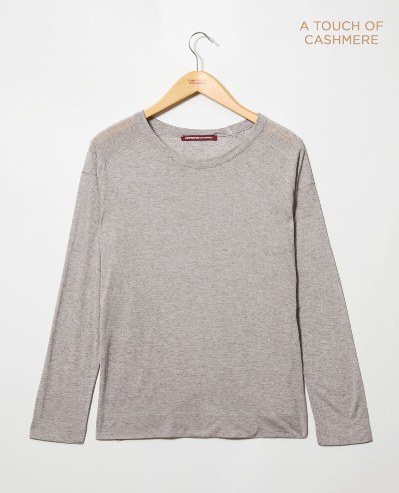 T-shirt intemporel Heather grey Integre