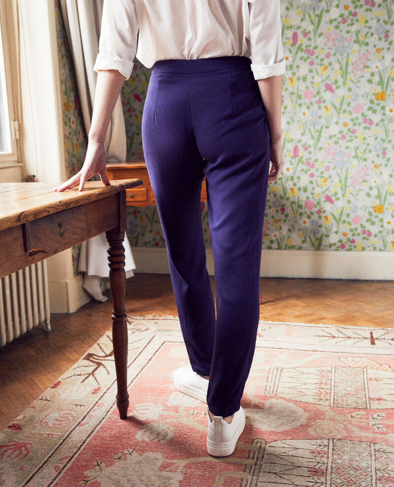 Pantalon de style sarouel Evening blue Inoise