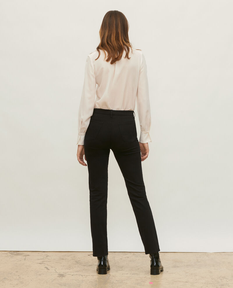 SLIM STRAIGHT - Jean coupe droite Black beauty Lozanne