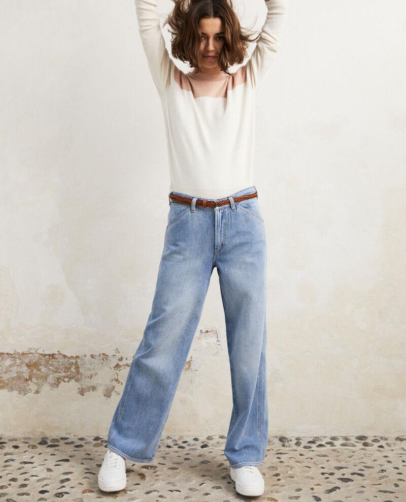 Jean skater Vintage wash Iskalo