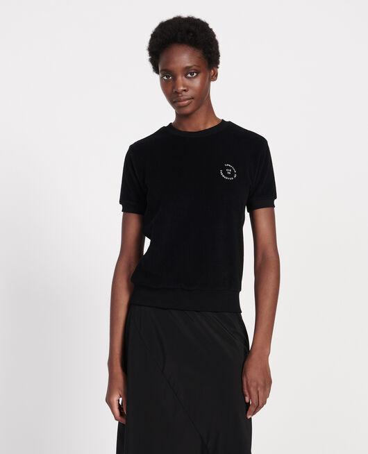 T-shirt en éponge 100% coton  BLACK BEAUTY