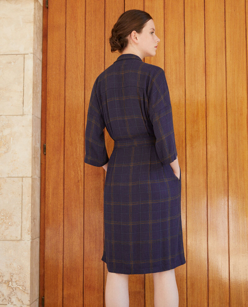 Robe portefeuille Tea time peacoat Guicharde