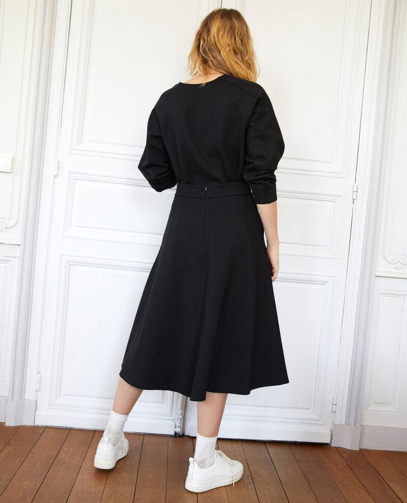 T-shirt manches longues Noir Jitopi