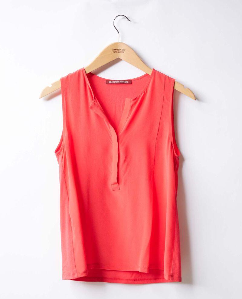 T-shirt sans manches Ultra pink Foe