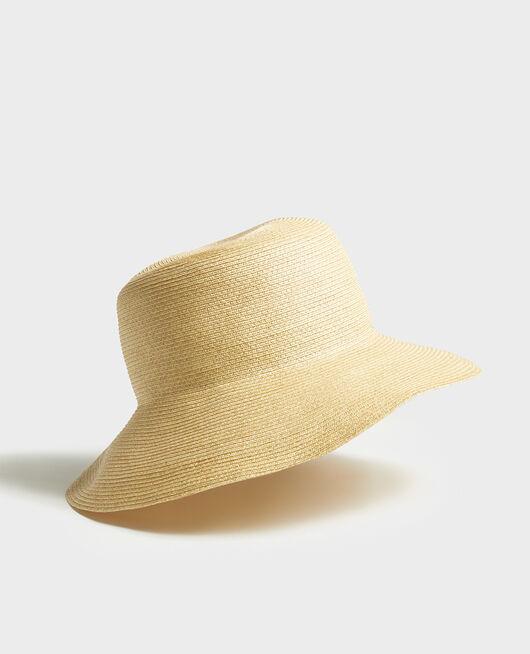 Chapeau de paille GARDENIA