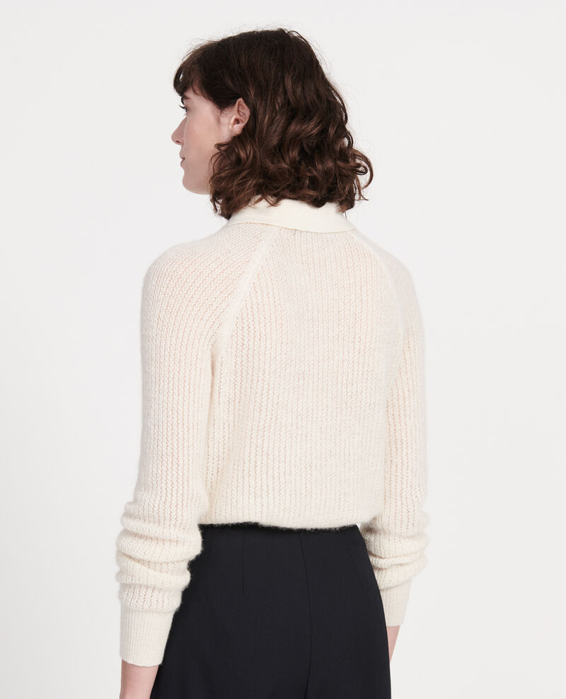 Pull en alpaga Buttercream Louisa