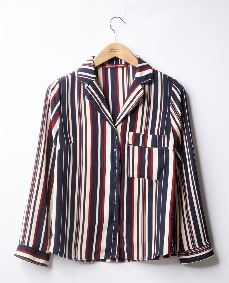 Chemise rayée Stripes marine/devil Dorice