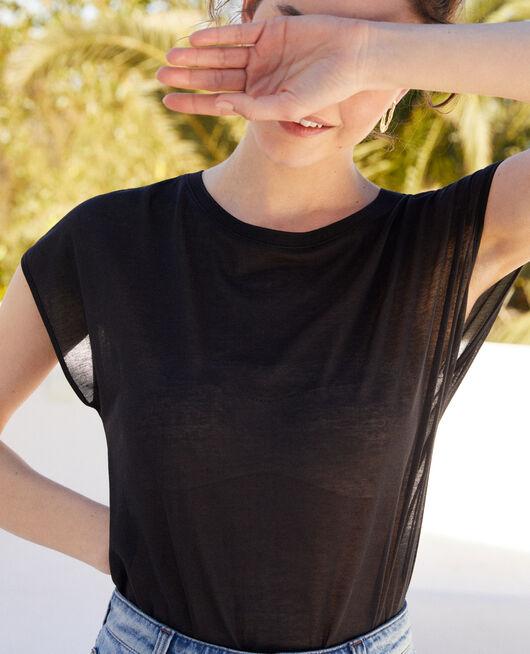 T-shirt intemporel NOIR