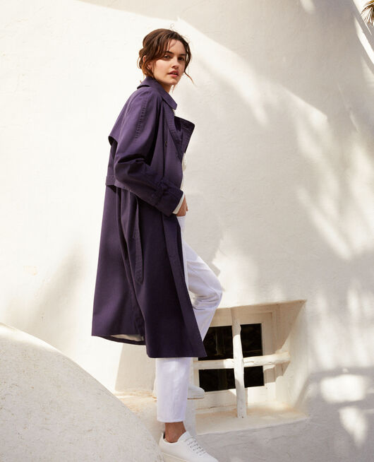 Trench classique INK NAVY