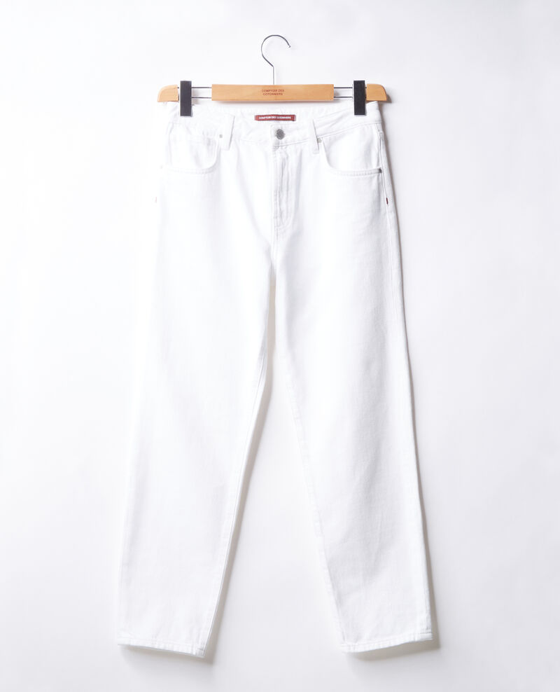 Jeans vintage fit Blanc Farrago