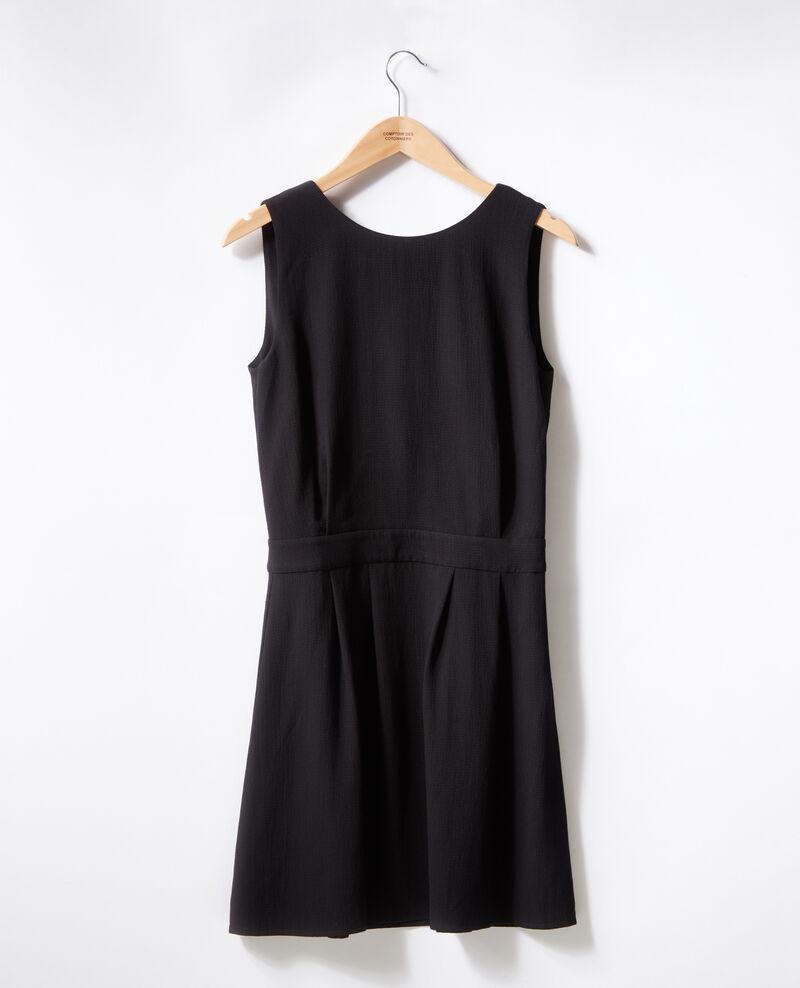 Robe réversible Noir Fidele