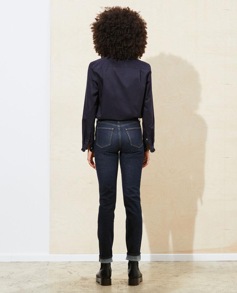 LILI - SLIM - Jean 5 poches Denim rinse Pandrinse