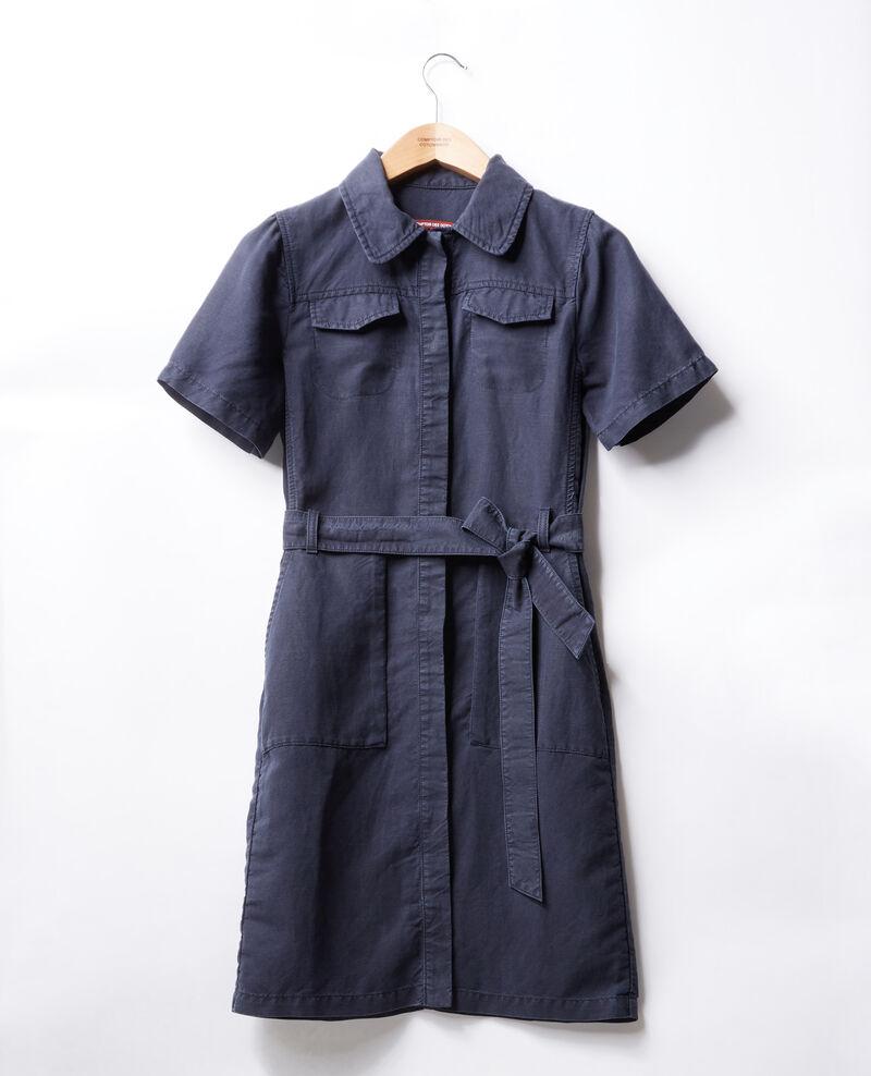 Robe chemise Marine Facacia