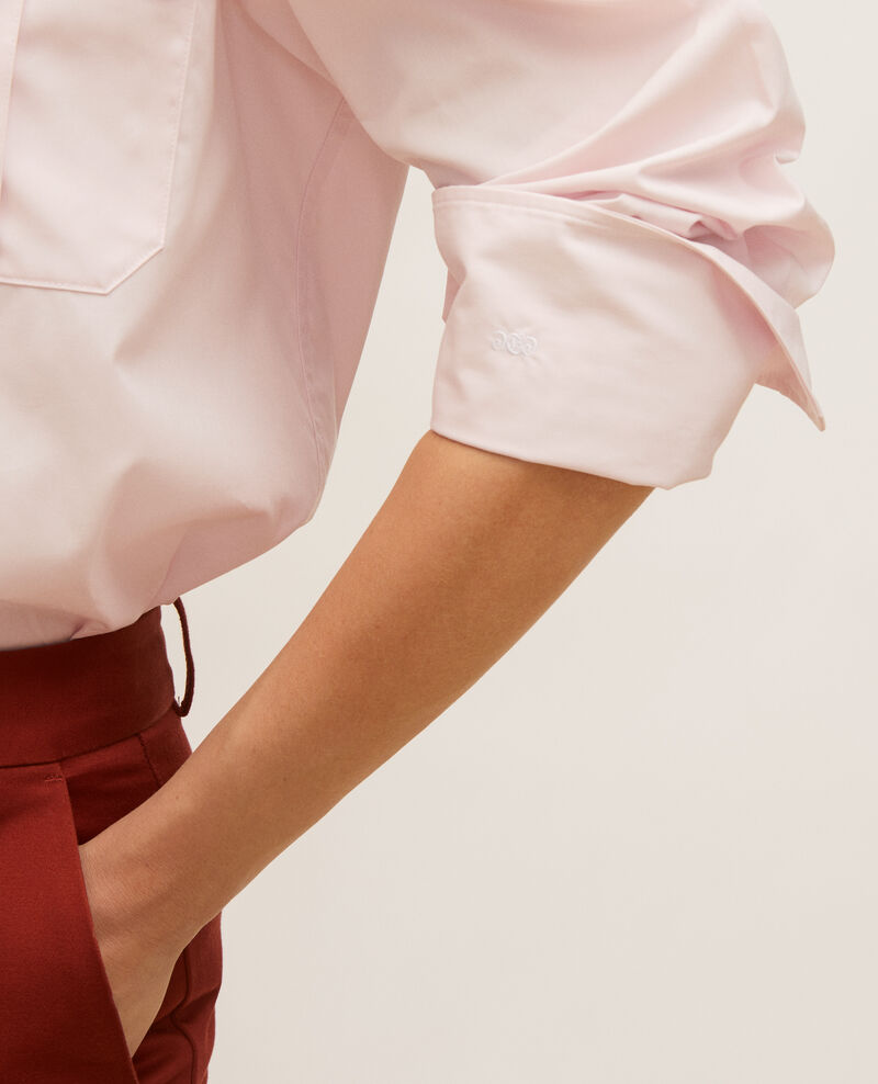Chemise d'homme en coton oversize  Primrose pink Lauryl