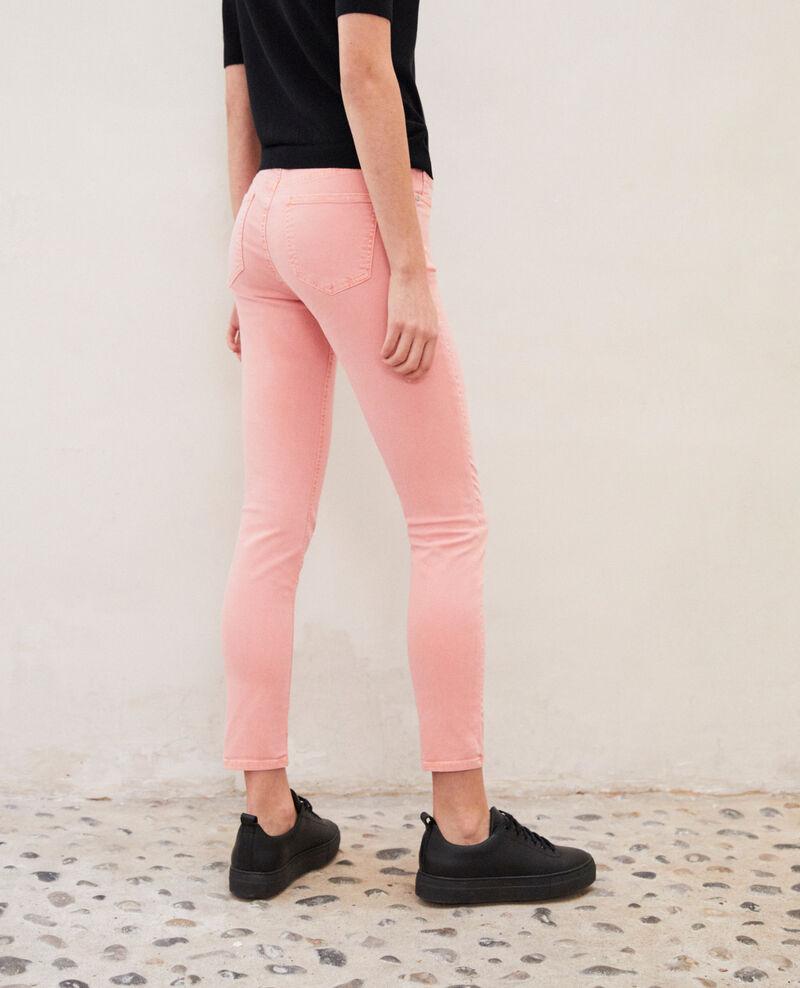 Jean skinny Salmon pink Ibonair