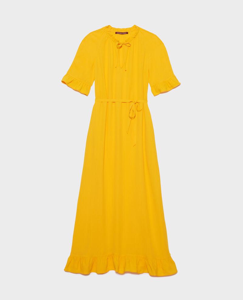 Robe longue Gold fusion Niville