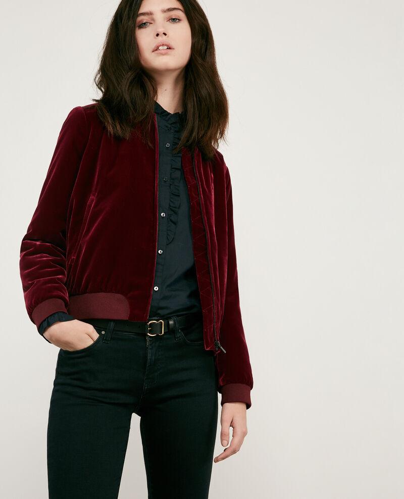 Outlet Manteaux Femme Vestes Taille 42xl Rouge Comptoir Des