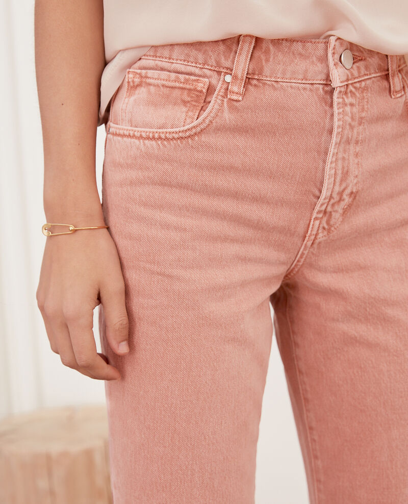 Jeans vintage fit Faded rose Farrago