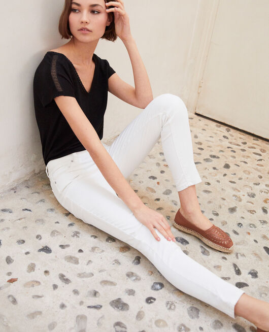 Jean skinny regular OFF WHITE