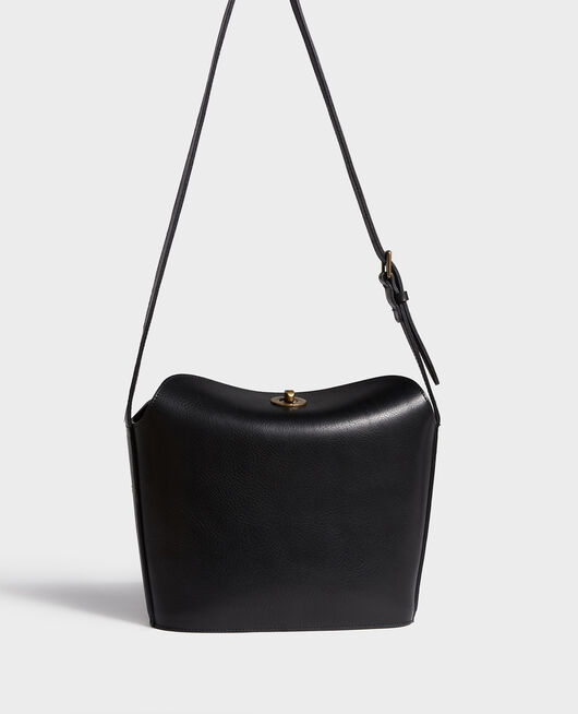Sac en cuir BLACK BEAUTY
