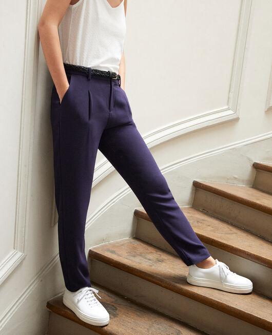 Pantalon femme en Soldes - Chino   Combinaison à la mode   Comptoir ... 4833c3975feb