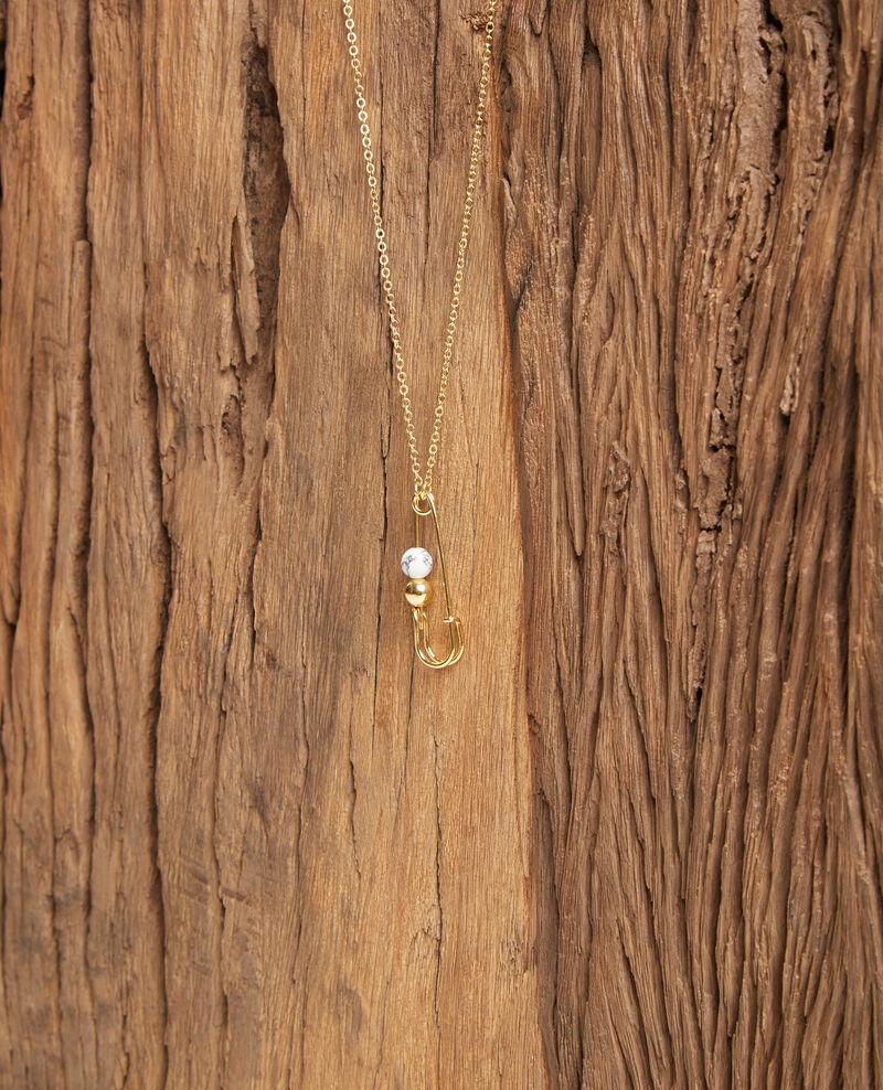 Sautoir pince à nourrice petit modèle Gold Foryou