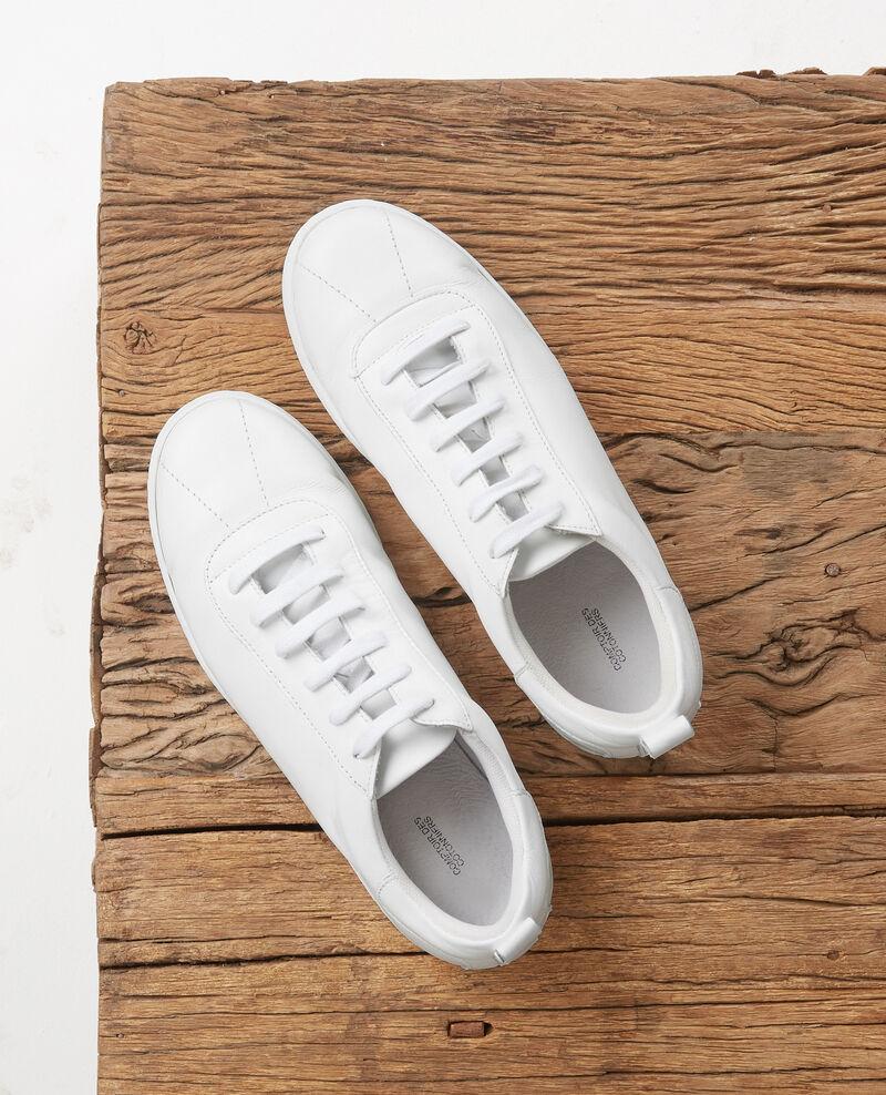 Sneakers en cuir Off white Delaver